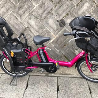 187電動自転車ヤマハパスリトルモア20インチ長生き8アンペア