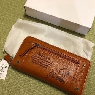 お取引中☆【新品未使用】スヌーピーの長財布