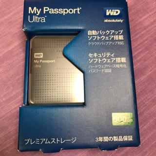 マイパスポート ウルトラ 500GB