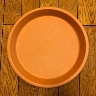 イタリア製☆テラコッタの植木鉢受け皿