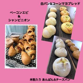 【パン教室FUTABA】ベーシックパン