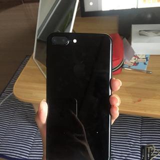 SIMフリー iPhone7plus 128GB ジェットブラック