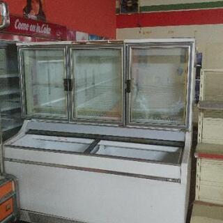 アイスクリーム陳列冷凍庫訳あり