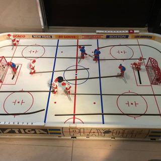 アイスホッケーゲーム