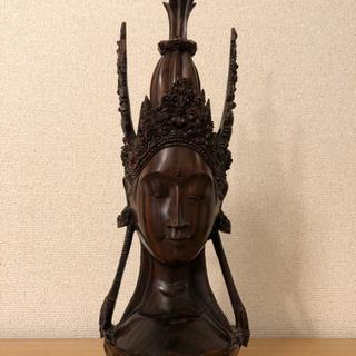 アジアンオブジェ大型 仏像