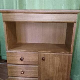 キッチン収納/木製