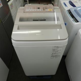⑰★美品★2017年製 洗濯機 7kg Panasonic