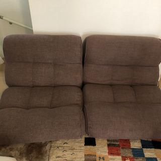 リクライニングソファ型座椅子