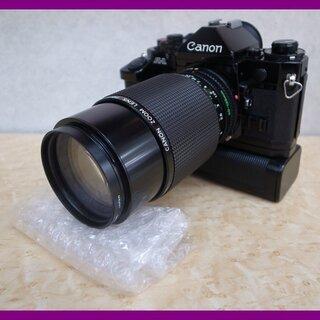 キヤノン 一眼レフカメラ A-1 / FD 50-135mm F...