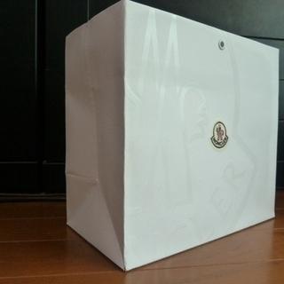 ★値下げ★ モンクレール 保存袋 と ショップ袋