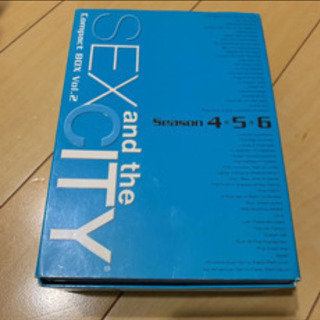 SEX and the CITY コンパクトBOX Vol.2(...