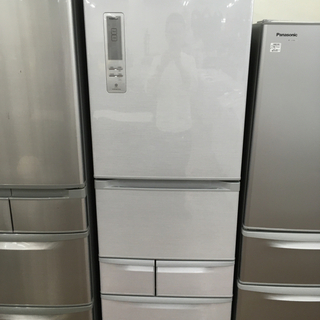 東芝 5ドア冷蔵庫 2012年製 GR-E43G