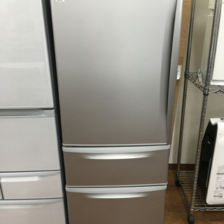 パナソニック 3ドア冷蔵庫 2012年製 NR-C32AML