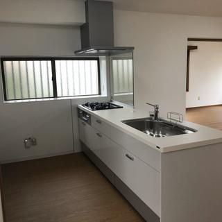 システムキッチン リフォーム【ベストライフ】沖縄