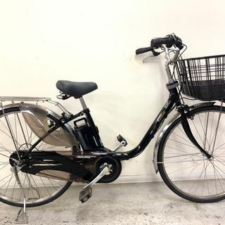新基準Panasonic vivi DX 6.6Ah 電動自転車中古