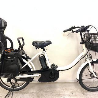 新基準ヤマハパスBabby8.7Ah電動自転車中古