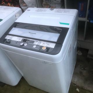 2013年製   パナソニック 5.0kg 全自動洗濯機 グレー...