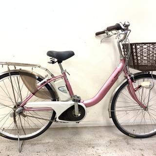 新基準Panasonic vivi NX 12Ah電動自転車中古