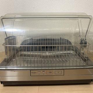 三菱電機 食器乾燥機 キッチンドライヤー TK-ST10-H 約...
