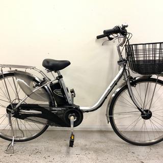 新基準Panasonic vivi DX 8.9Ah電動自転車中古