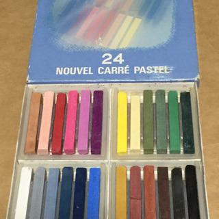 ヌーベル パステル 24色
