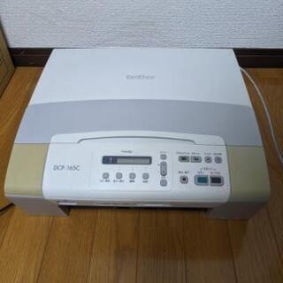 【プリンタ】brother DCP-165C