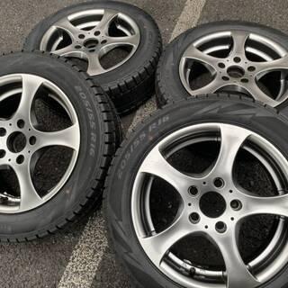 ユーロデザイン 16インチ 未使用スタッドレス付 BMW3シリーズ