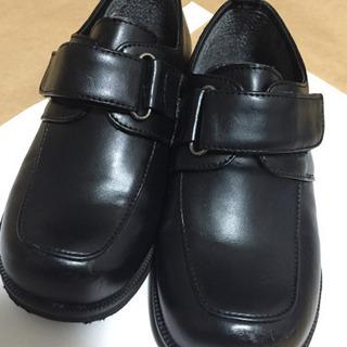フォーマル 子供靴 サイズ17cmの画像