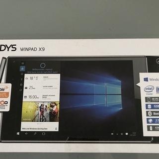 Windowsタブレット ODYS Winpad X9 キーボー...