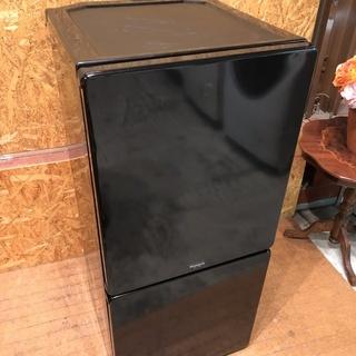 MORITA 2011年 128L 2ドア 冷凍冷蔵庫 M…