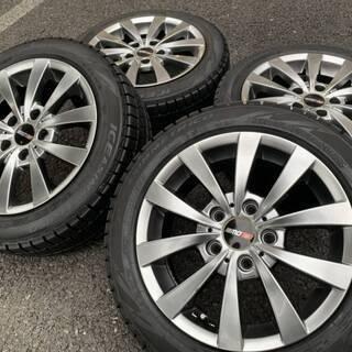 モーテックグレン 16インチ ランフラットスタッドレス BMW1...