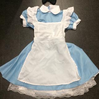 未使用 不思議の国のアリス コスプレ衣装