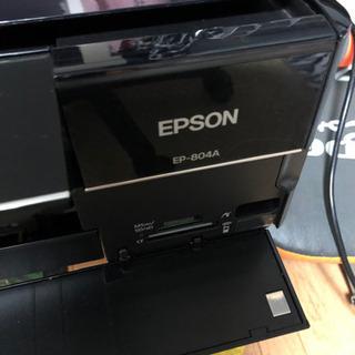 ep-804a プリンター