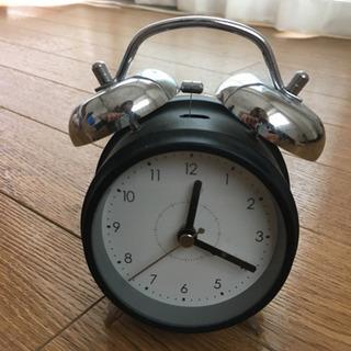 【ニトリ】卓上目覚まし時計