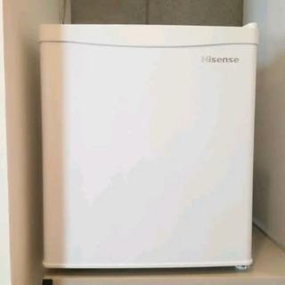 小型冷蔵庫(HR-A42JW)