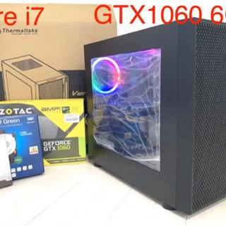 ゲーミングpc  gtx1060 6g