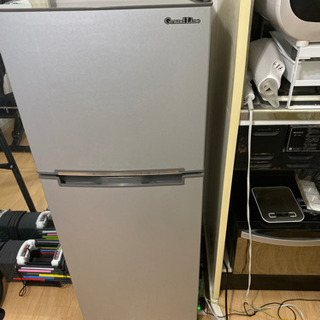 Grand Line 冷蔵庫 138L 2ドア 左右付け替えドア...