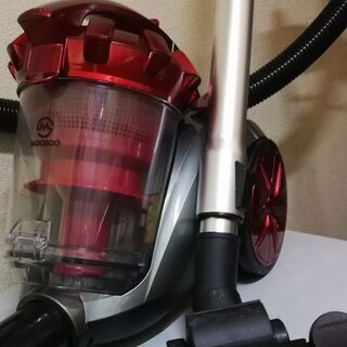 MooSoo シリンダー掃除機 サイクロン式
