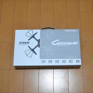 ドローン  DROCON X708W