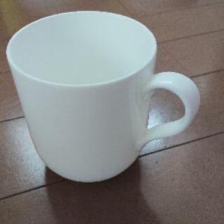 無印 ボーンチャイナ マグカップ