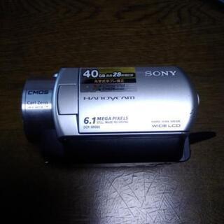 ソニー ハンディカム DCR-SR 300 ジャンク