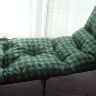 ベッド リクライニング機能付カウチベッド