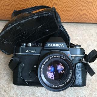 フイルムカメラKONICA ACOM-1