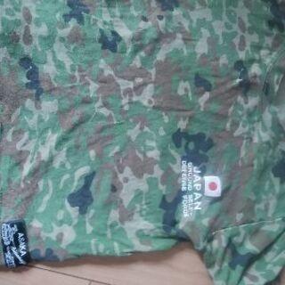 正規品 自衛隊tシャツサイズ110