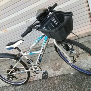 ◆子供自転車  自転車  24インチ