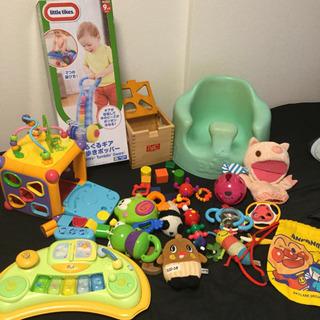 【ご相談中】赤ちゃんおもちゃ・バンボ・押し車