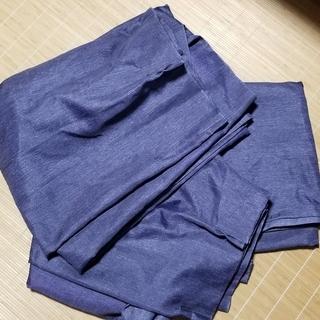 🔴遮光200×105 2枚 カーテン