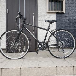 クロスバイク 700×35c