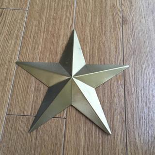 壁掛けオーナメント星