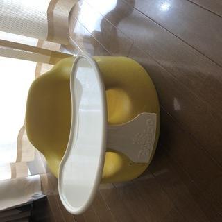 バンボ+バンボテーブル 【黄色】 商談中
